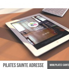 SITE INTERNET PILATES SAINTE ADRESSE