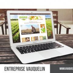 VAUQUELIN – POMMES DE TERRE DE NORMANDIE – SITE INTERNET